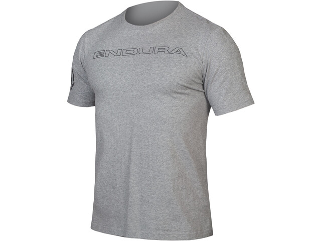 Endura One Clan Carbon T-Shirt Homme, grey